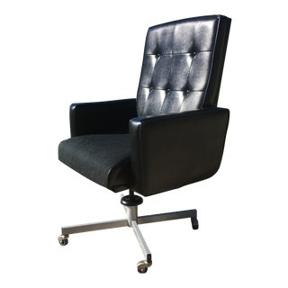 Executive Desk Chair by Eck Adams For Sale