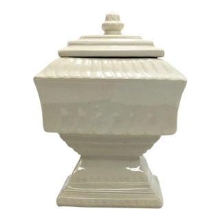 1950s MC Coy Pedestal Lided Box For Sale