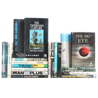 Sci Fi & Fantasy Book Mix - Set of 20 For Sale