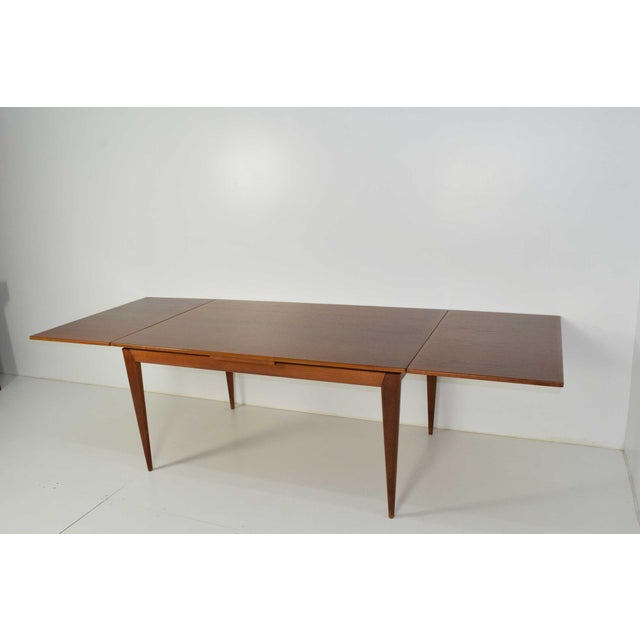 Faarup Møbelfabrik IB Kofod-Larsen Dining Table For Sale - Image 4 of 8