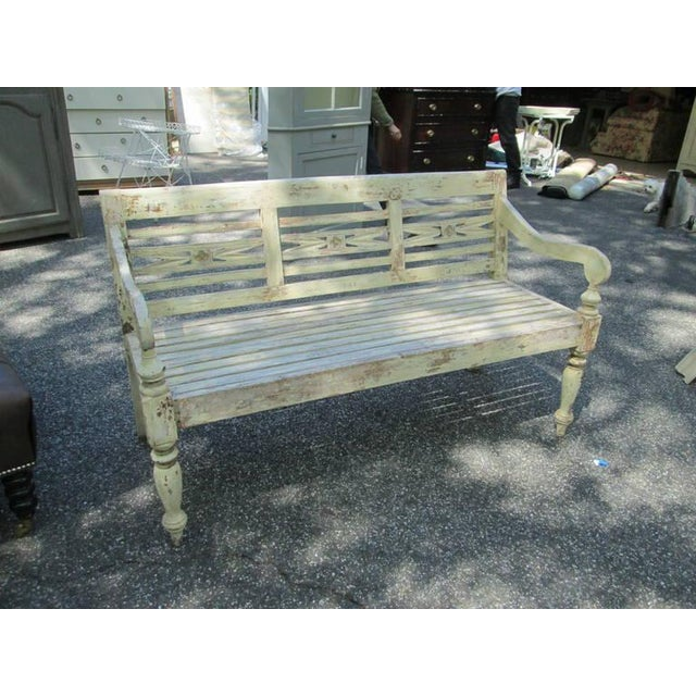 Colonial Bench - Image 6 of 8