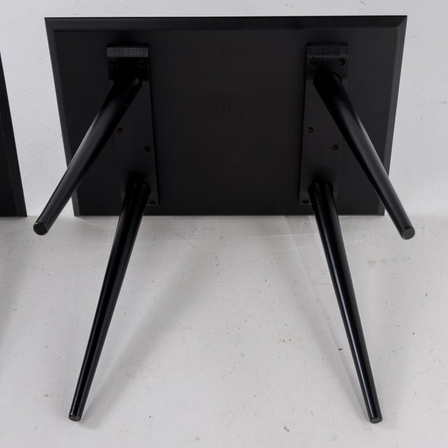 1960s Mid-Century Modern Paul McCobb for Winchendon Plannar Group Side Tables - a Pair For Sale - Image 11 of 13