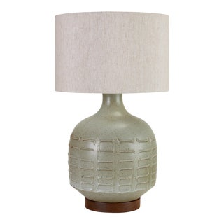 David Cressey Pro Artisan Table Lamp for Architectural Pottery For Sale