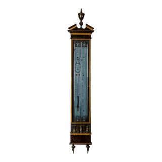 19th-Century Collector's Mercury Barometer For Sale