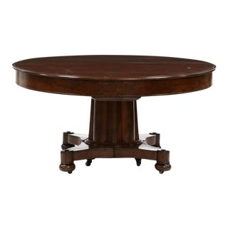 William IV Mahogany Extension Dining Table For Sale