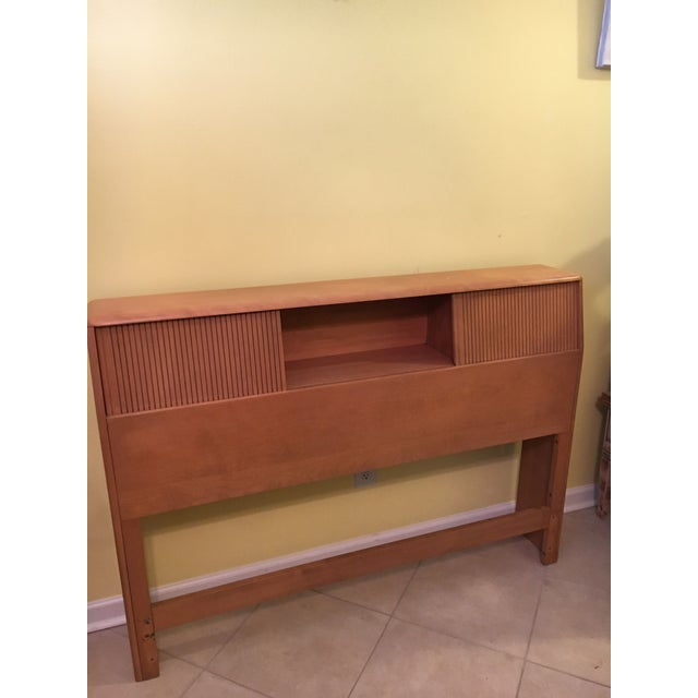 Heywood Wakefield Double Headboard - Image 2 of 5