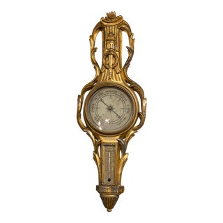 19th Century Italian Barometer For Sale