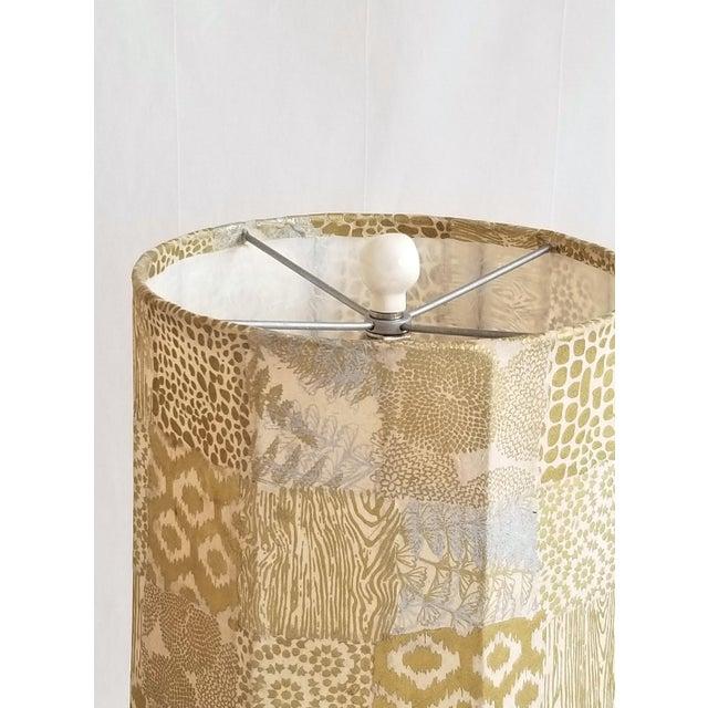 White Contemporary Scandinavian Handmade Ceramic Ball Finials - A Pair For Sale - Image 8 of 8