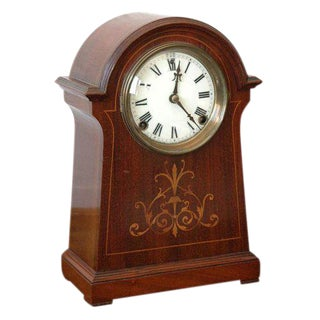 Cathedral Gong Mantle Clock For Sale
