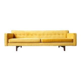 Edward Wormley for Dunbar 'Bracket-Back' Sofa For Sale