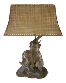Image of Driftwood Table Lamps