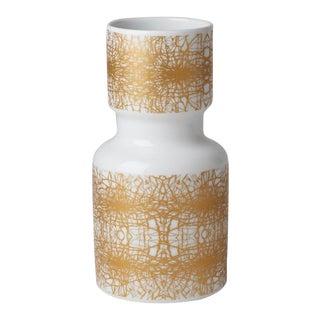 German Heinrich Mid-Century Modern Op Art Vase For Sale