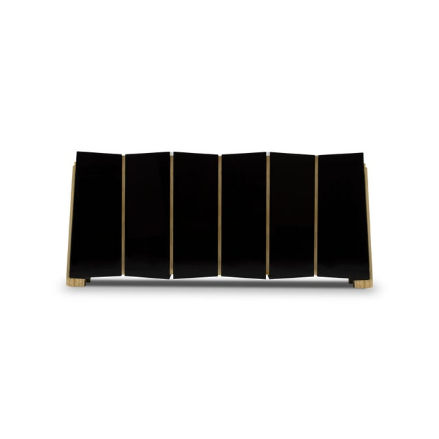 Metal Sides Board Darian From Covet Paris For Sale - Image 7 of 7