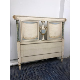 1980s Vintage Twin Headboard Preview