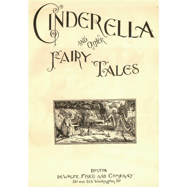 Cinderella and Other Fairy Tales Book - Image 2 of 4