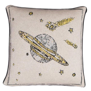 Galaxy Cashmere Pillow For Sale