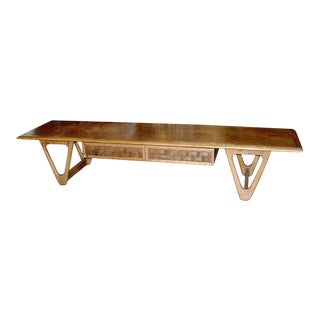 Mid-Century Coffee Table of Great Form For Sale