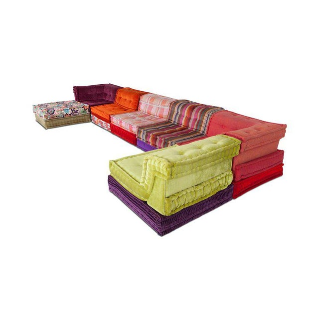Mah Jong Modular Composition Sofa in Missoni Home for Roche Bobois For Sale - Image 6 of 13