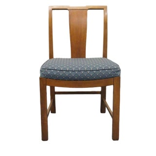 Late 20th Century Vintage Baker Furniture Grand Rapids Chair For Sale
