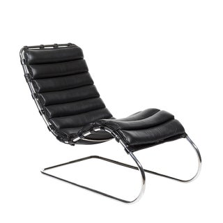 Mies Van Der Rohe Mr Chaise Lounge Chair For Sale