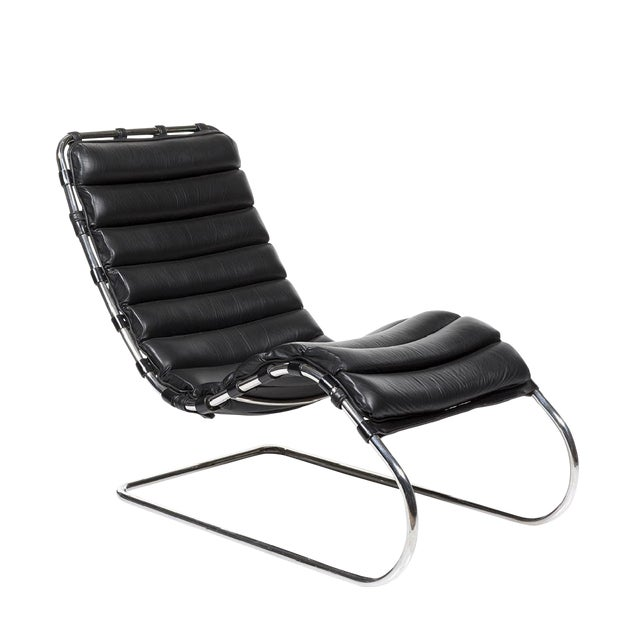 Mies Van Der Rohe Mr Chaise Lounge Chair