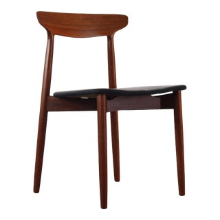 Teak Dining Chair by Harry Ostergaard for Randers Møbelfabrik For Sale