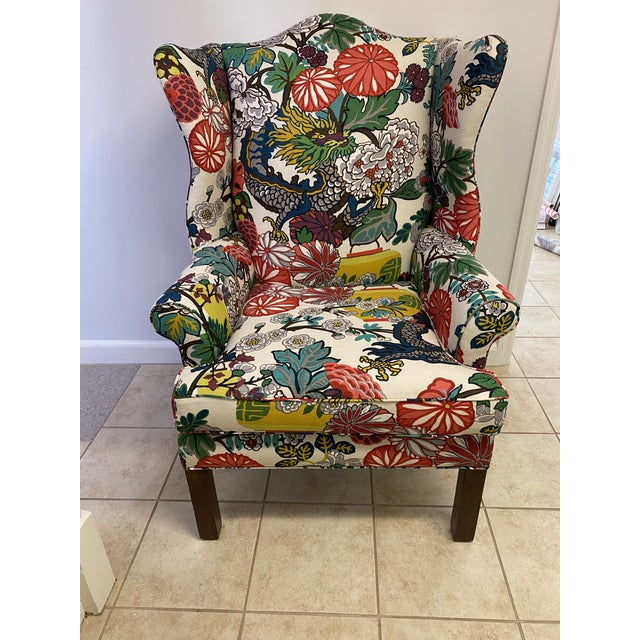 Mai Dragon Club Chair For Sale - Image 11 of 11