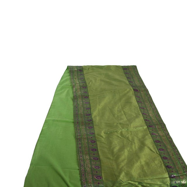 Jade Heritage Silk Runner - Image 4 of 4