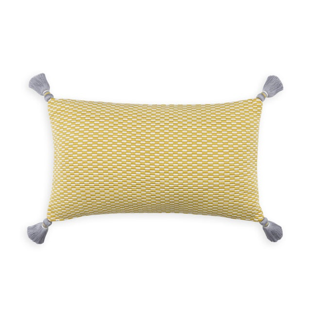 Mid-Century Modern Ella Rectangle Pillow For Sale - Image 3 of 3