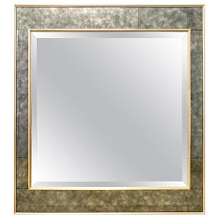 Simple and Elegant La Barge MIrror For Sale