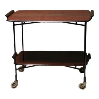 Italian 50s Folding Cart For Sale