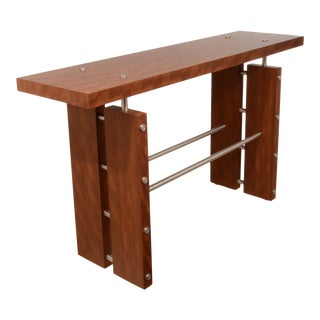 Modern Duval Console Table For Sale