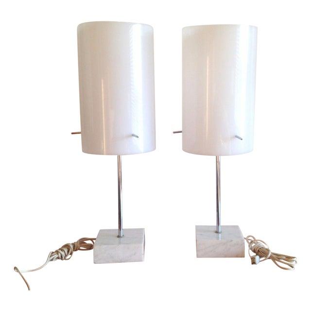1960's Paul Mayen Habitat Table Lamps - Pair - Image 10 of 10