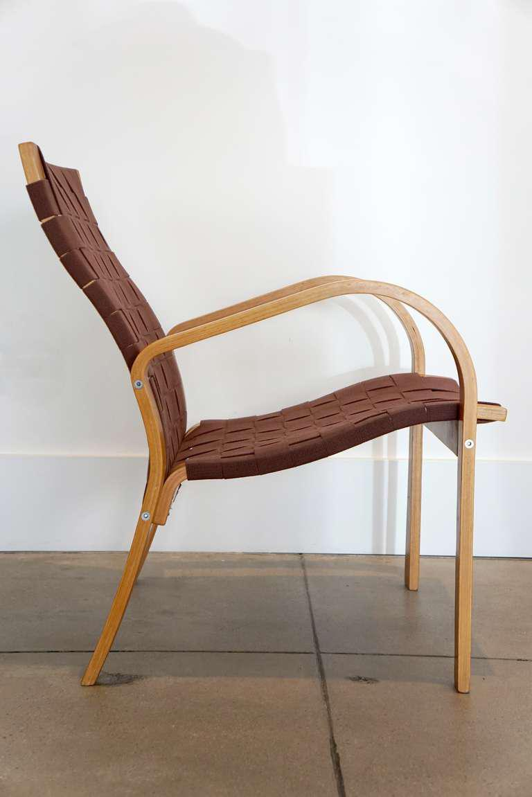 Bentwood Chair After Bruno Mathsson   Image 3 Of 6