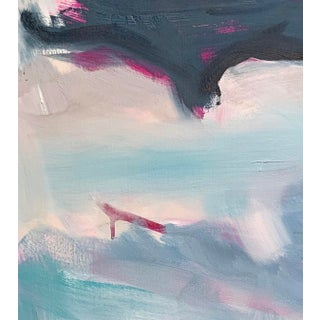 """""""High Seas 1"""" by Trixie Pitts Large Abstract Oil Painting Preview"""