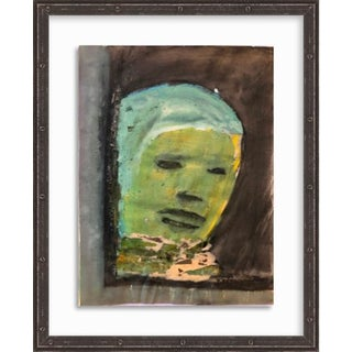 1960s Nyc Artist Figurative Painting Rhino Group For Sale