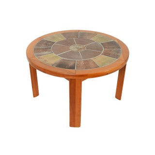 1970s Vintage Halsev Teak Coffee Table For Sale