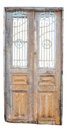 Image of Wrought Iron Doors