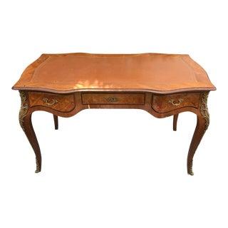 Vintage Louis IX Style Writing Desk For Sale