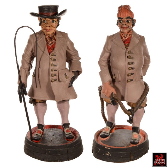 Coachman and Groom Advertising Trade Figures For Sale - Image 13 of 13