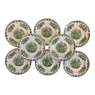 Mason's 'Fruit Basket' Dessert Plates - Set of 8