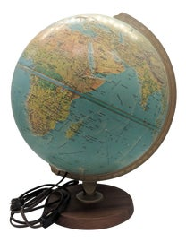 Image of Globe Table Lamps
