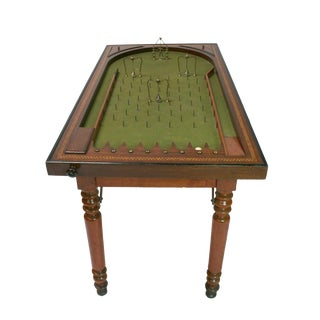 19th Century Traditional Pinball Table For Sale