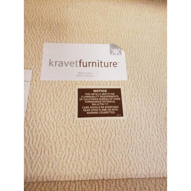 Kravet Andante Plain Sofa For Sale - Image 9 of 10