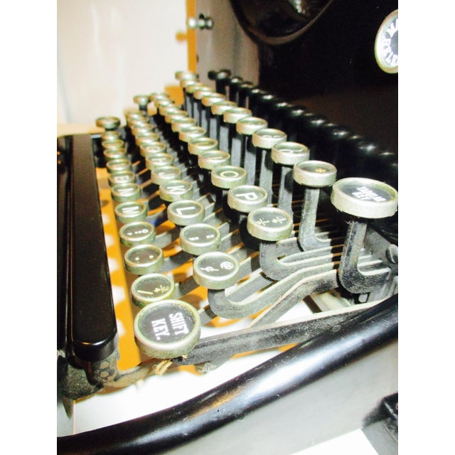 Vintage Royal Typewriter With Glass Side Panels - Image 6 of 11