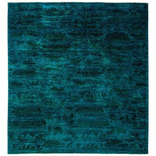 """Vibrance Hand Knotted Area Rug - 6'2"""" X 6'7"""""""