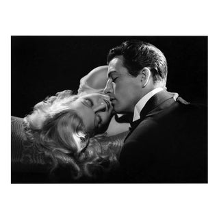 Jean Harlow and Robert Taylor 1937 For Sale