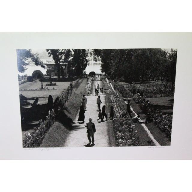 Mughal Garden Kashmir Garden Photograph For Sale In New York - Image 6 of 10