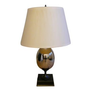 Empire Egg Table Lamp For Sale