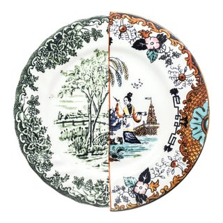 Seletti, Hybrid Ipazia Dinner Plate, Ctrlzak, 2011/2016 For Sale
